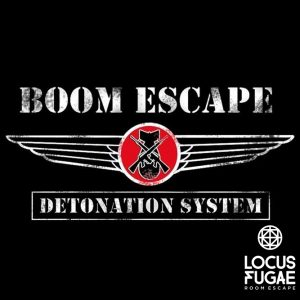 Logo Boom Escape